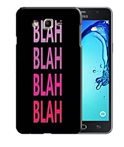 PrintFunny Designer Printed Case For Samsung On 5