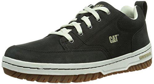 Caterpillar Decade, Baskets Basses Homme Noir (Black)