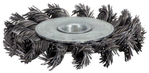 KS Tools 340.0042 Brosse métallique en acier 0,50 Diamètre 115 mm
