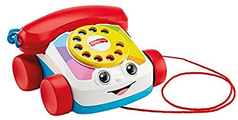 Mattel Fisher-Price FGW66 - Plappertelefon
