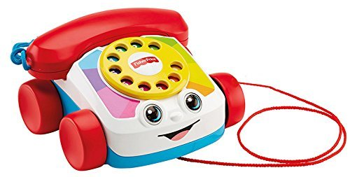 Mattel Fisher-Price FGW66 - Plappertelefon