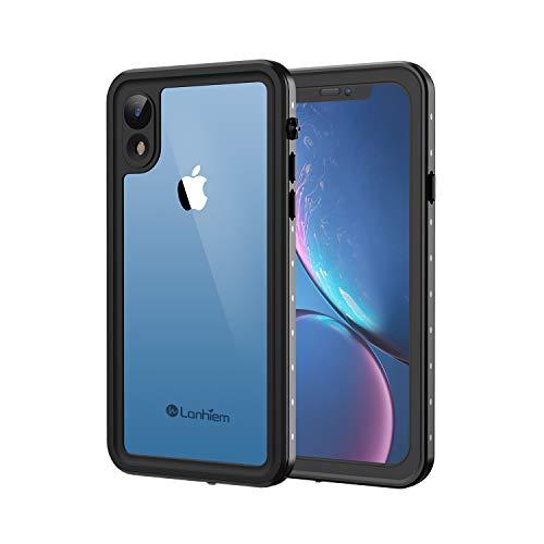 Lanhiem Funda Impermeable iPhone XR