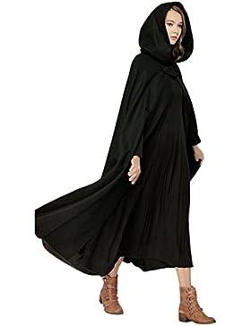 JLTPH - Poncho - suéter - para Mujer