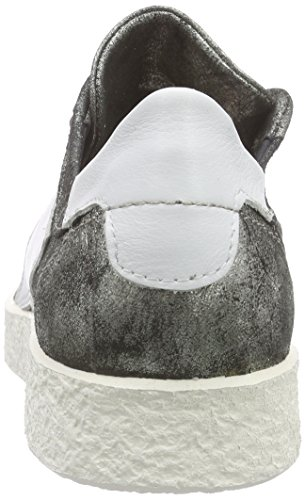 A.S.98 729101 Damen Sneakers Weiß (Bianco)