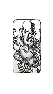 Lord Ganesha Wallpaper Designer Mobile Case/Cover For Samsung Galaxy S4