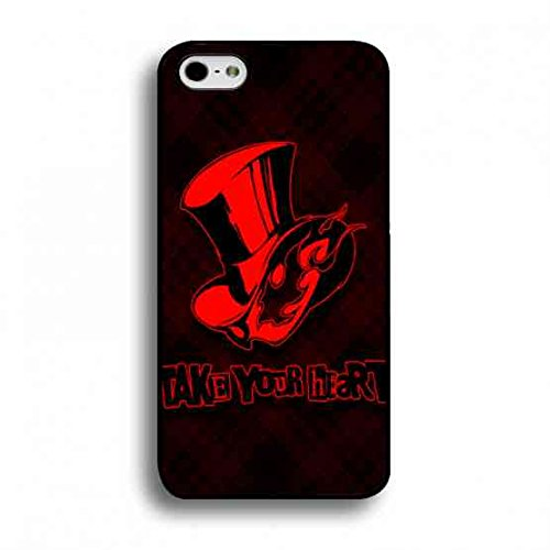 New Style Phone Shell for cover iphone 6/cover iphone 6S,Role-Playing Video Game Persona 5 Phone Case,PC Silicone Cover for cover iphone 6/cover iphone 6S,cassa del caso cover