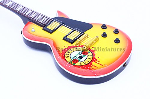 rgm56-slash-guns-n-roses-logo-miniature-guitar-including-leather-guitar-strap