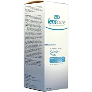 LENSCARE Kombi Plus Loesung, 380 ml