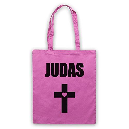 Inspiriert durch Lady Gaga Judas Cross Born This Way Inoffiziell Umhangetaschen Rosa