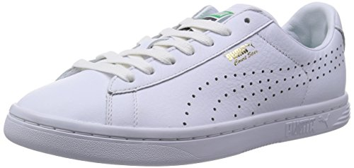 Puma Unisex-Erwachsene Court Star NM Low-Top, Weiß (White), 42 EU Match Sneaker Schuhe