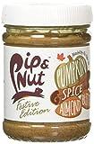 Pip & Nut Pumpkin Spice Almond Butter Festive Edition - 6 x 225g - Absolutely No Palm Oil, Californian Almonds, High in Fibre, Vegan Friendly