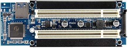 Adapter Karte PCI-Express mit 0,6m USB 3.0 Kabel PCI Riser ()