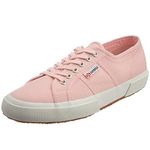 Superga 2750 Cotu Classic, Sneakers Basses Mixte adulte - Rose (pink S915), 39.5 EU