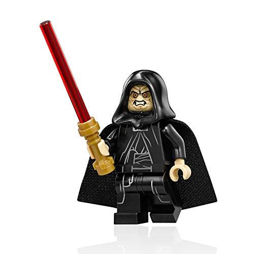 LEGO Emperor Palpatine Minifigur Star Wars 2017