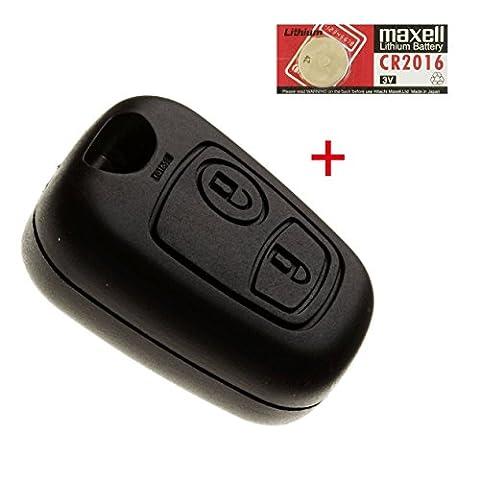 Coque de clé de voiture plip sans lame et sans