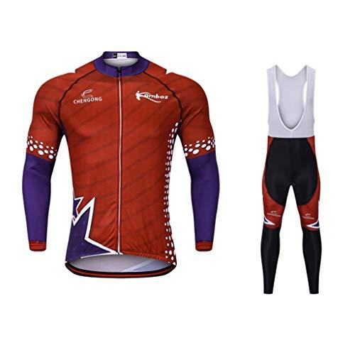 Ldd-qxf Equipo Ciclista Tour de France Masculino y Femenino, Manga Corta, Traje...