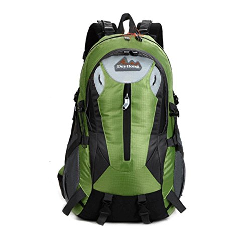 SZH&BEIB Outdoor-Wanderrucksack 40L Freizeit für Bergsteigen Tasche Schule Reise Camping A