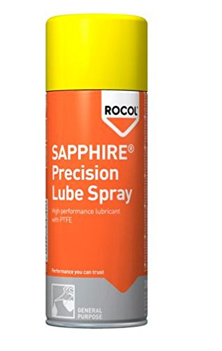 34341 ROCOL SAPPHIRE PRECISION LUBE SPRAY 400ML (Spray Lube)