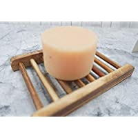 Solid Shampoo Bar - Lemon - Zero Waste Hair Care Handmade In Devon, Uk - SLS Free - Palm Free - Free from Preservatives