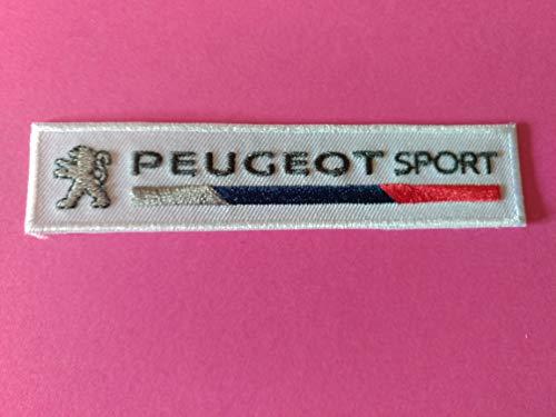 7f33c6e529de2 BLUE HAWAI A538 Patch Coches Peugeot Sport 11 * 2,5 cm