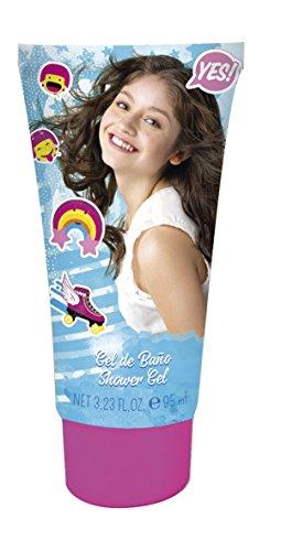 Soy Luna Coffret Trousse de Toilette + Eau de Toilette 100 ml + Lait Corps 60 ml + Gel Douche 60 ml
