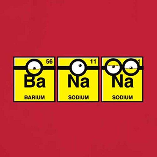 Banana Chemistry - Stofftasche / Beutel Gelb