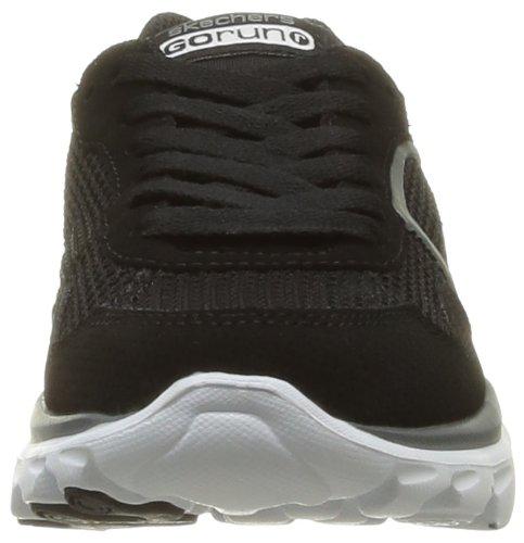 Skechers GO Supreme Jungen Sneakers Schwarz (Bkcc)