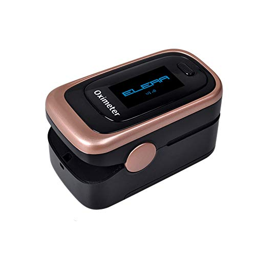 CQ Pulsoximeter Fingeroximeter Vollautomatisch Tragbar Heart Rate Meter Monitor