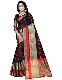 f5b308d5b4de2b satyam Weaves women s ethnic wear banarasi cotton silk saree. (vandana)