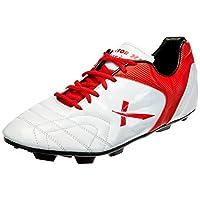 Vector X Fusion, Men's Soccer Shoes, Red, 7 UK (41 EU)
