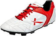 Vector X Fusion, Men's Soccer Shoes, Red, 7 UK (41