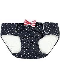 Steiff Baby-Mädchen Badeshorts Schwimmwindel