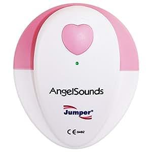 Doppler Foetal Angelsounds 100s + Gel + Clé Usb + Pile + Écouteur + Câble Audio Pour Pc - Norme En 60601-1