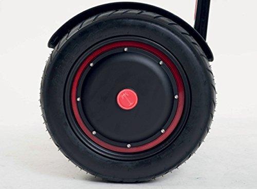 Scoobu Elektro E Scooter mit Lenkstange Pro X130 Black - 3