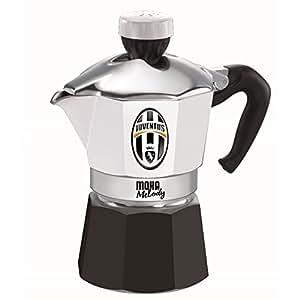 Bialetti Industries Juventus 4362Melody Moka Cafetière 3tasses