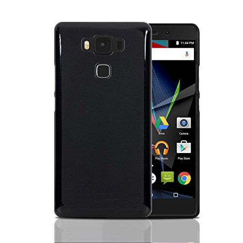 Archos Diamond 2 Plus Hülle, Ordica DE®, Diamond 2 Plus Case Gel Design Original Black Zubehör TPU Silikon Dünn Cover