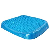 Egg Sitter Silicone Gel Cushion Honeycomb Summer Ice Cool Chair Cushion Coccyx Protect Pillow Pad Gel Seat Mat