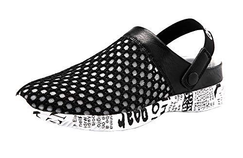 Gaatpot Mesh Sandals Mens' Womens' Garden Clogs Summer Slide Sandal Indoor Outdoor Slippers Slip On Flip Flops