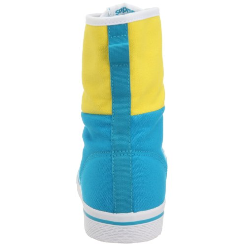 Adidas Honey Hi W TÜRKIS G19217 Bleu-Jaune