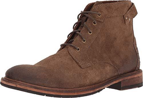 Clarks Clarkdale Bud, Stivaletti Uomo, Marrone (Mahogany Leather), 42 EU