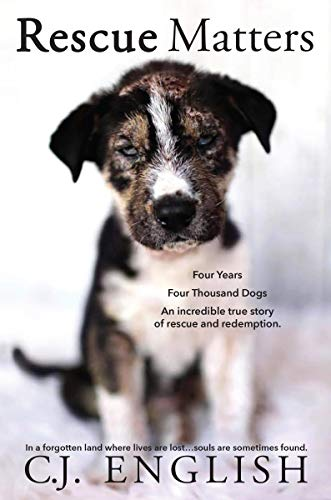 Rescue Matters: 4 Years. 4 Thousand Dogs. An incredible true story of rescue and redemption. (English Edition)