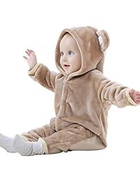 YOUJIA Carina Neonato Bambini Della Del Bambino Pagliaccetto Stile Animale  Della Tuta (0-24 65a53027f38e