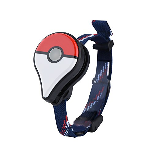 Zerone Fall für Pokemon GO Plus, Tragetasche/Halter / Beutel/Cover / Haut/Keychain Für Pokemon Go Plus Smart Armband