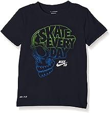 Nike SB S.E.D Skull Head - Camiseta para Niños