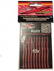 Max alami la Carreras embutido Después de relleno pack 10x Max alami 3,5mm, longitud 10cm