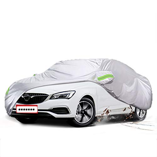 Autoabdeckung Autoabdeckung Kompatibel mit BMW 3er GT Autoabdeckung Allwetter-Regenschutz Sonnenschutz Schneebeständig Kratzfeste Limousinenabdeckung Verdicken Isolierung Atmungsaktive Autokleidung