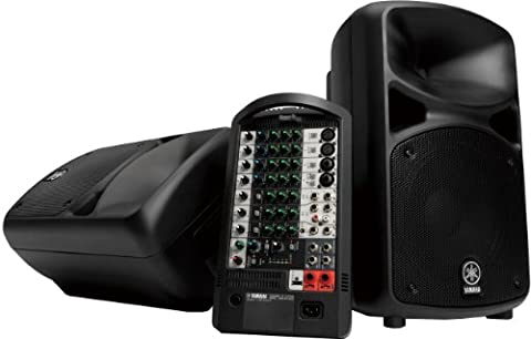 Yamaha Commercial STAGE PAS600i Portable PA