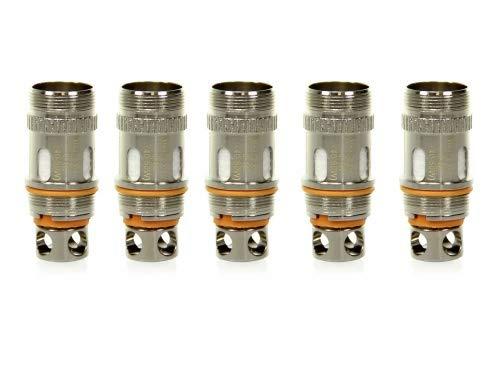 Aspire (Atlantis) EVO Heads (5 Stück pro Packung) 0,4 Ohm oder 0,5 Ohm – für die Triton- oder Atlantisserie