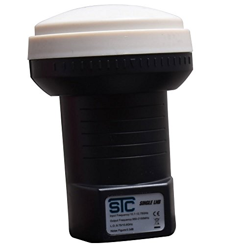 STC - Universal Single LNB For Multiple Dish Antenna  available at amazon for Rs.200