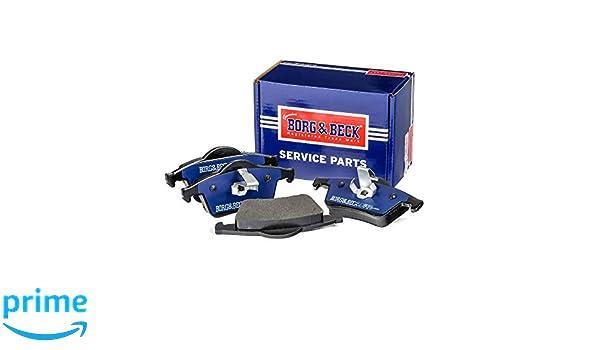 Brake Pads Set BBP1697 Borg /& Beck 2713342 272399 2723997 272944 274334 Quality